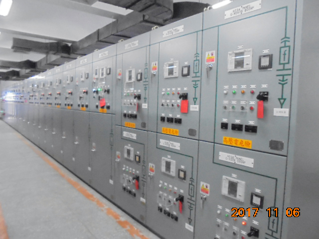 Substation Replacement and Installation Project