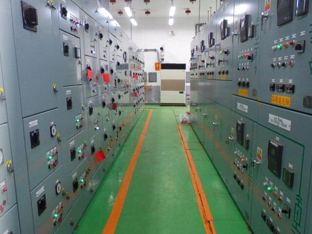 LV Switchgear and MCC Panel