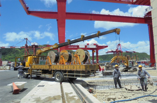 Port of Keelung Reconstruction Project