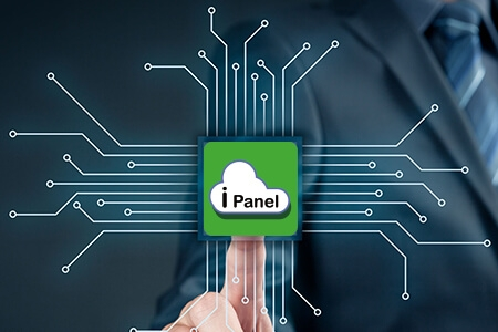 iPANEL Cloud Management System